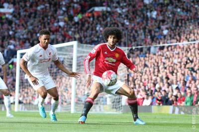 """Chi tiết MU - Liverpool: Xứng danh """"derby Đỏ"""" - 4"""