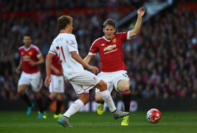 """Chi tiết MU - Liverpool: Xứng danh """"derby Đỏ"""" - 5"""