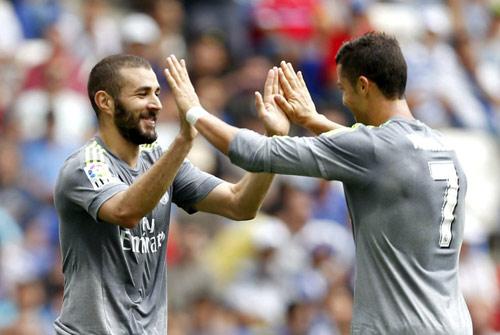 """Lập """"bàn tay nhỏ"""", Ronaldo đi vào lịch sử La Liga - 7"""