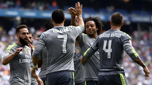 """Lập """"bàn tay nhỏ"""", Ronaldo đi vào lịch sử La Liga - 9"""