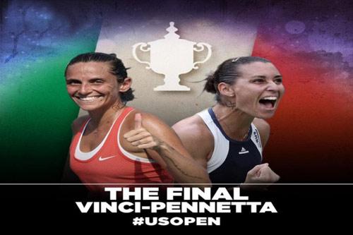 Vinci - Pennetta: Vỡ òa sung sướng (CK US Open) - 1