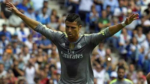 Siêu thăng hoa, Ronaldo được mời tới Hollywood - 4
