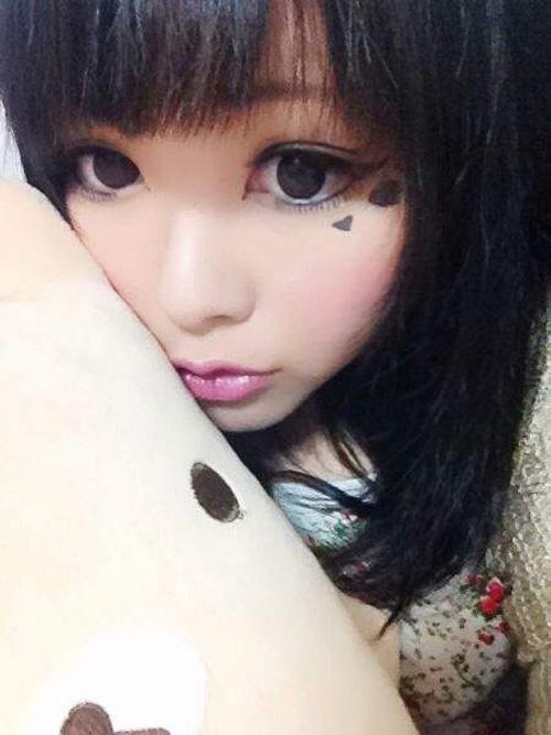 """Cô gái Nhật hóa """"thiên nga"""" nhờ tài son phấn - 6"""