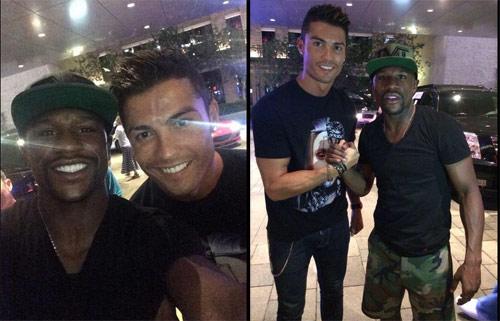 Siêu thăng hoa, Ronaldo được mời tới Hollywood - 2