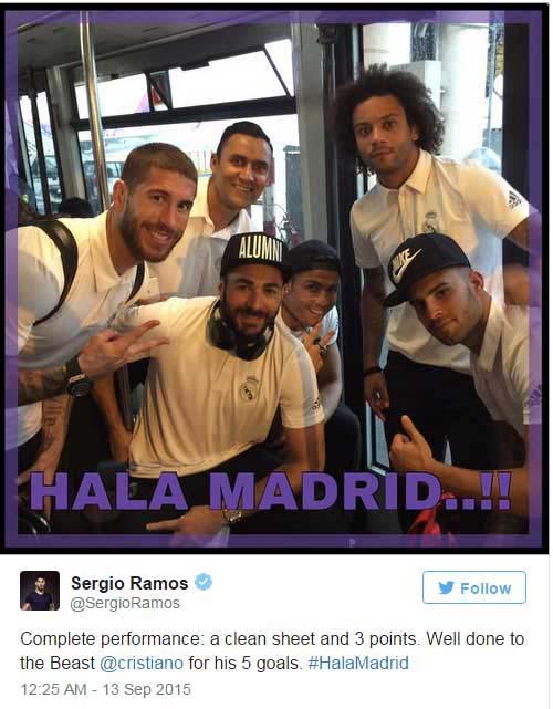 Siêu thăng hoa, Ronaldo được mời tới Hollywood - 3