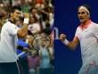 Federer & Djokovic tung hô nhau trước CK US Open