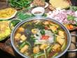 Đi ăn lẩu cà ra ở quán ăn đồng quê nức tiếng Hà Thành
