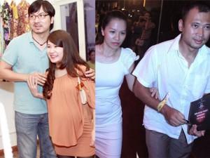 Những cặp sao Việt ít người biết là vợ chồng ngoài đời