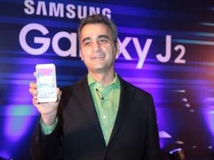 Samsung ra mắt Galaxy J2 giá mềm
