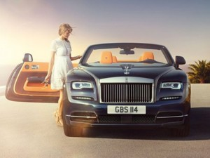 Mãn nhãn trước vẻ đẹp của Rolls-Royce Dawn mui trần