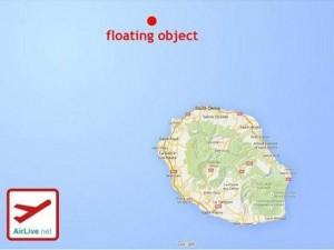 Phát hiện vật thể nghi của MH370 gần đảo Reunion