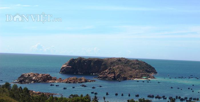 Chùm ảnh: Đẹp bình yên nơi biển Nhơn Hải - 2