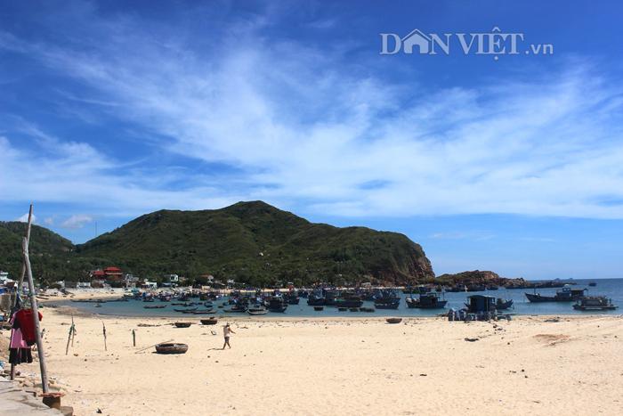 Chùm ảnh: Đẹp bình yên nơi biển Nhơn Hải - 8