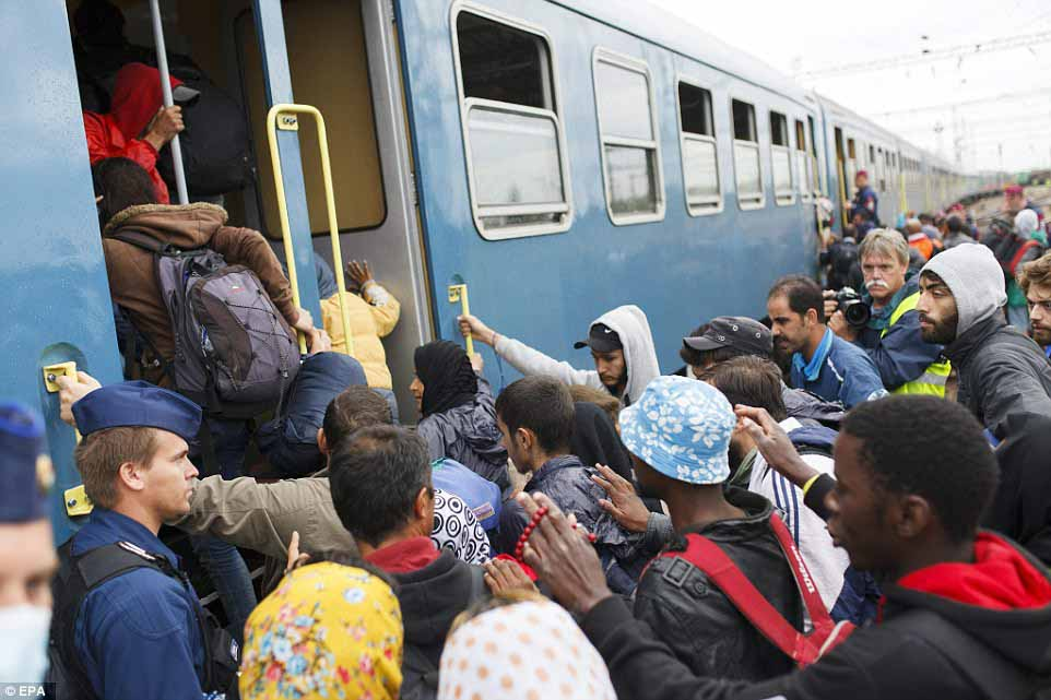 Cuộc sống mới của một gia đình tị nạn Syria trên đất Mỹ - 4