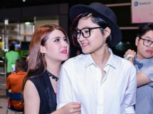 Vicky Nhung lần đầu nhắc tới mối quan hệ với Tố Ny
