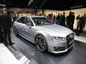 Audi S8 Plus chính thức bán ra tại Đức vào tháng 11 tới