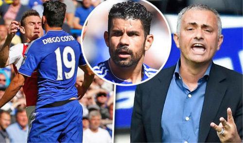 """""""Quái thú"""" Costa: Người hùng hay """"kẻ thù"""" của bóng đá (P5) - 2"""