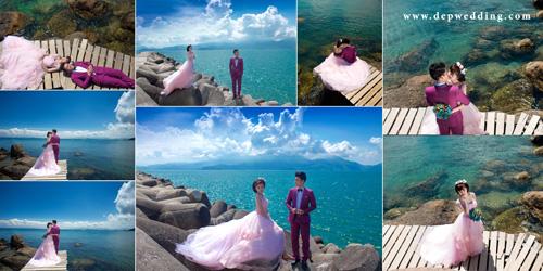 """Bộ ảnh cưới """"cực xinh"""" và """"cực khỏe"""" của cặp đôi Rạch Giá Kiên Giang - 8"""