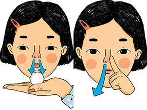 Xì mũi không đúng cách có thể gây viêm xoang, điếc tai - 1