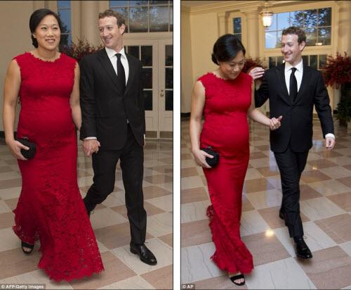 Ông chủ Facebook, Apple dự tiệc cùng lãnh đạo Mỹ, TQ - 1