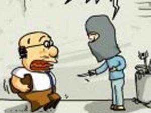 Truyện tranh: Khi võ sư sợ vợ