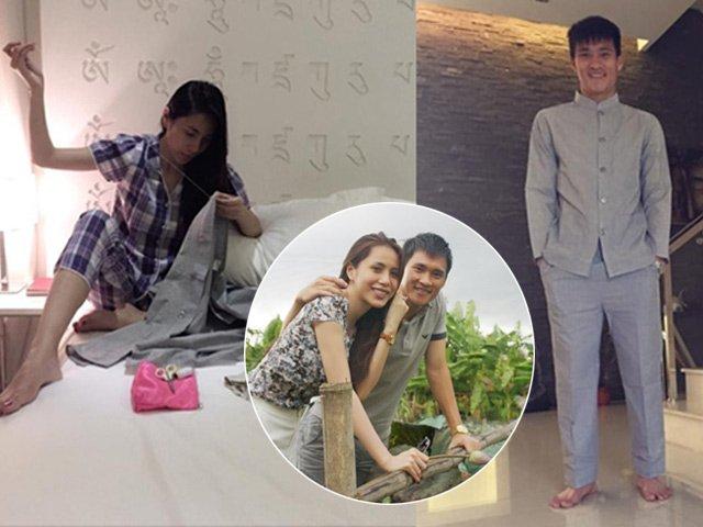 Cuộc sống bình dị sau hào quang của vợ chồng Thủy Tiên