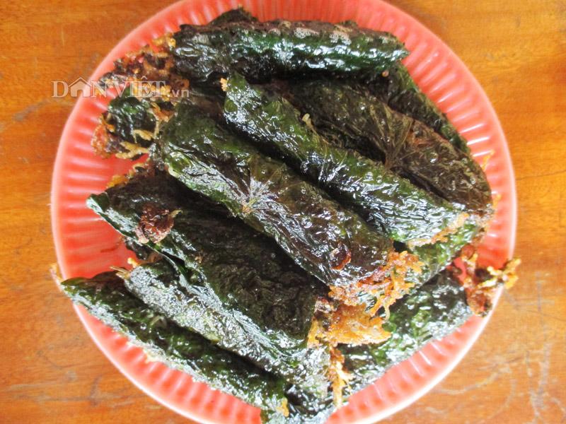 Ngon lạ thịt nhái cuốn lá lốt ở vùng quê xứ Nghệ - 1