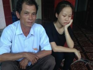 Tia hi vọng cho nữ sinh không được vào ngành Công an vì lý lịch của bố