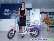 "Xe điện Hyundai, Hyundai Ebike - Mùa ""bội thu"" 2015"