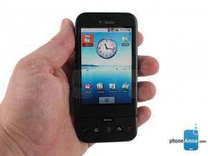 T-Mobile G1: Điện thoại Android đầu tiên mừng sinh nhật 7 tuổi