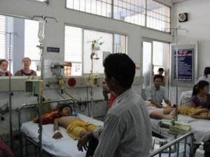 1 tuần, cả nước thêm 3.000 người mắc sốt xuất huyết
