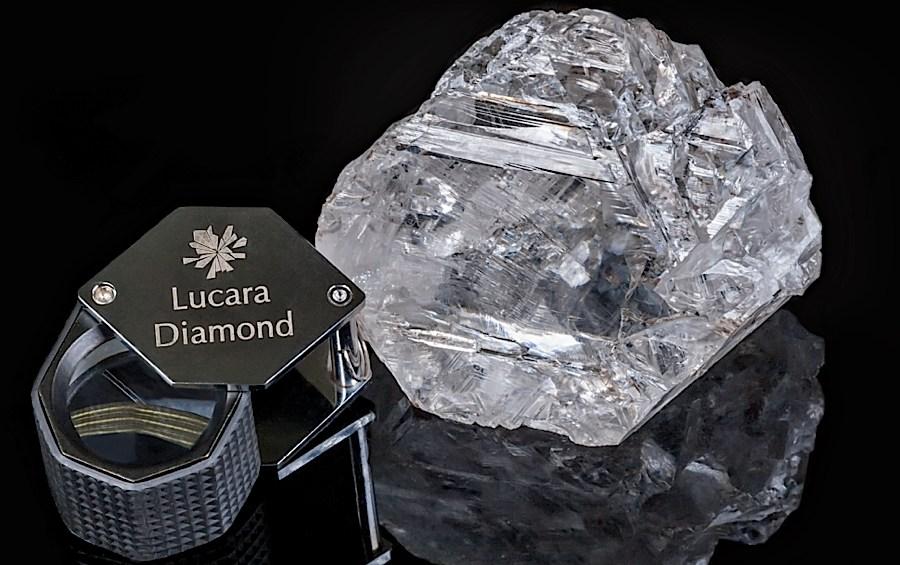 """Viên kim cương thô lớn nhất thế giới """"ế chỏng gọng"""" - 2"""