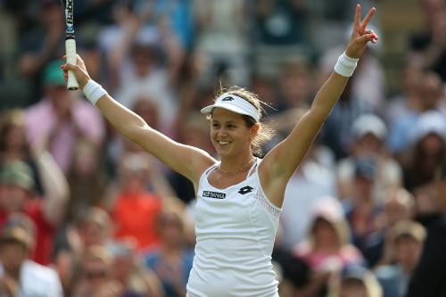 Wimbledon ngày 4: Tân vương Roland Garros thua sốc - 3
