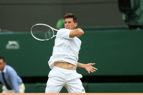 Wimbledon ngày 4: Tân vương Roland Garros thua sốc - 4
