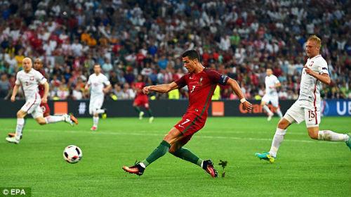 Góc ảnh EURO: Ronaldo thở phào, Lewandowski chết lặng - 9