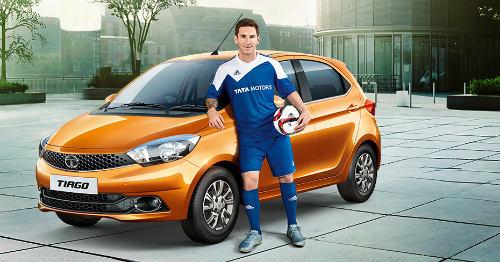 Tata Motors vẫn muốn Messi làm đại sứ thương hiệu - 1