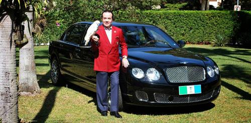 Bắt chước Pharaoh, đại gia Brazil chôn xe Bentley cùng khi chết - 2
