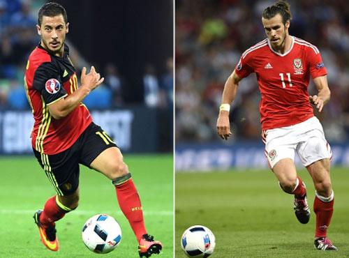 xứ wales vs bỉ - 1