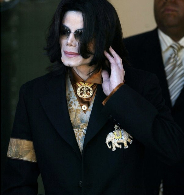 Bí mật rợn người trong căn phòng của Michael Jackson - 1