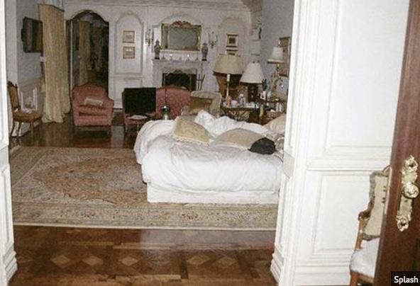 Bí mật rợn người trong căn phòng của Michael Jackson - 4