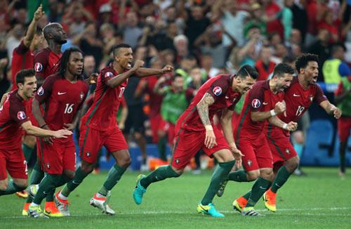 Bồ Đào Nha-Ronaldo: Vô địch EURO với 7 trận hòa liên tiếp? - 1