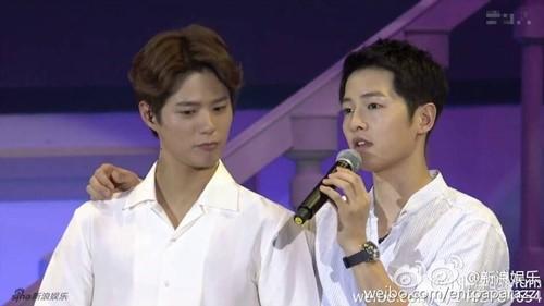 Song Joong Ki tức giận trước tin đi bar với Park Yoochun - 1