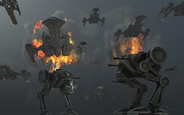 Khủng bố IS sắp có đội quân robot thông minh - 3
