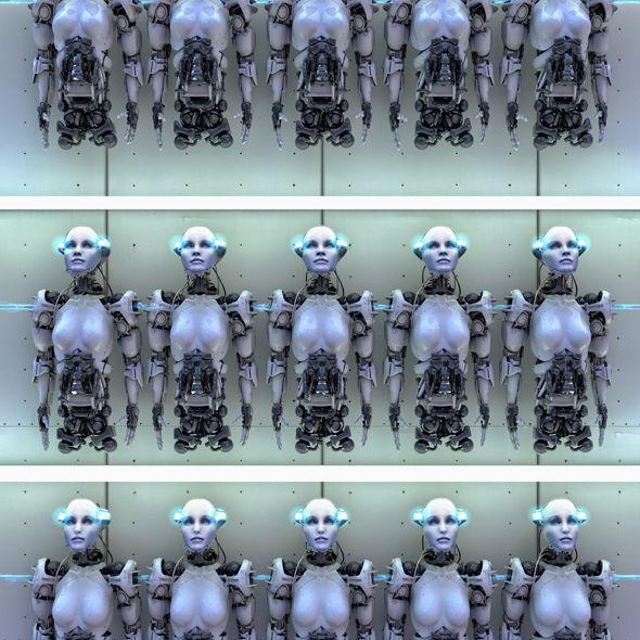 Khủng bố IS sắp có đội quân robot thông minh - 2