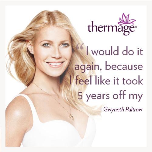 Điều trị trẻ hóa với Thermage: cẩn thận mắc bẫy - 1