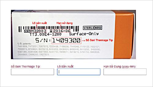 Điều trị trẻ hóa với Thermage: cẩn thận mắc bẫy - 8