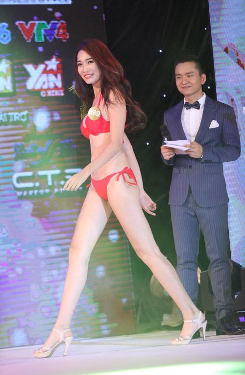 Vẻ đẹp 12 cô gái đầu tiên lọt chung kết Hoa hậu Bản sắc - 6