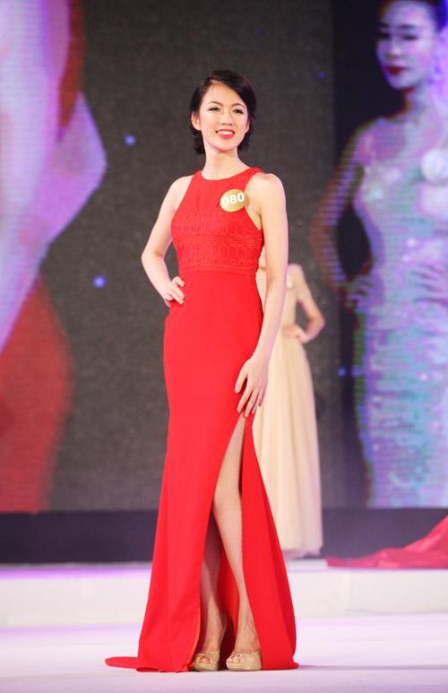 Vẻ đẹp 12 cô gái đầu tiên lọt chung kết Hoa hậu Bản sắc - 3