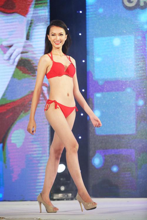 Vẻ đẹp 12 cô gái đầu tiên lọt chung kết Hoa hậu Bản sắc - 4