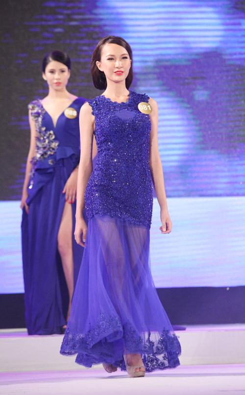 Vẻ đẹp 12 cô gái đầu tiên lọt chung kết Hoa hậu Bản sắc - 5